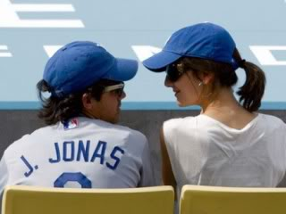 Joe Jonas and Camilla Belle Pictures, Images and Photos