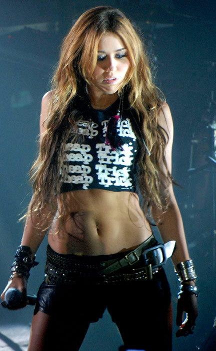 Miley cyrus lol hair