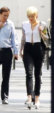 EXCLUSIVE Did Miley steal Britney's manager?