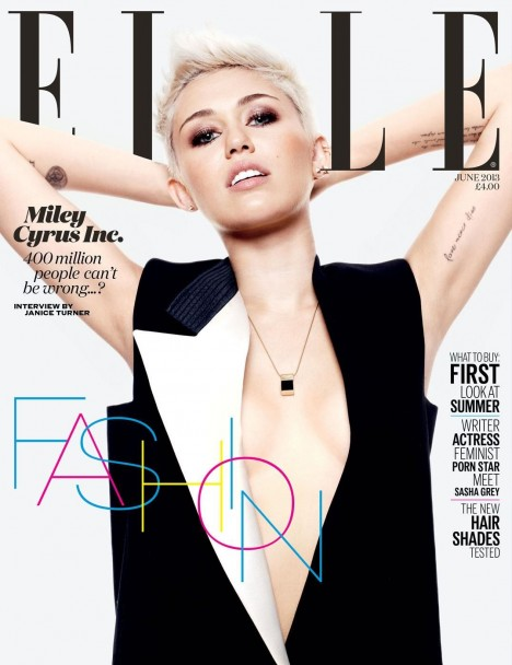 Miley-Cyrus-Elle-UK-June-2013-Cover